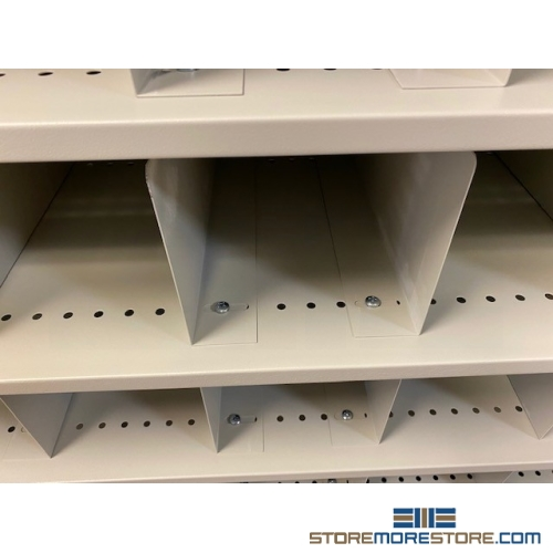 Adjustable cubbies rolled plan drawing storage shelving 24 w x 36 d x 76 h 6 openings sms 17 pd243676 free dock to dock shipping for steel racks construction blueprint storage malvernweather Image collections