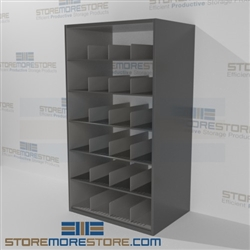 Adjustable Steel shelving designed for Blueprint Plan drawing storage