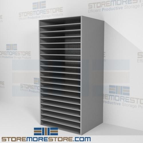 Shelves For Large Mat Board Storage Racks For Archival