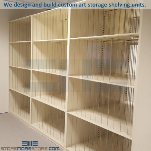 Awesome Free Shipping On Vertical Artwork Storage Rack