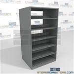 Law Office Shelving Legal Document Storage Units