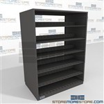 Legal Sized Document Storage Shelving Law Firm Filing