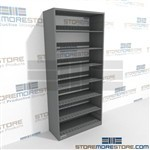 Legal Redrope Folders Record Storage Shelving Units