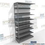 Legal Size Office File Shelving Open Type Shelves