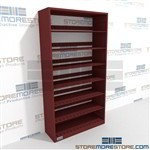 Office Storage Law Firm File Pocket Shelving