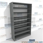 File Shelving Redrope Pocket Racks Case Documents Storage