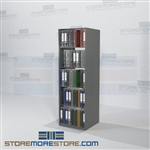 Office File Shelving Binder Storage Racks 24 Inches Wide Starter Unit