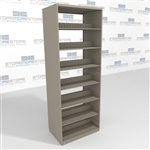 Patent Case Files Office Shelving Free Standing Unit