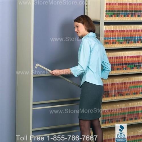 adjustable file shelves litigation shelving free standing units rh storemorestore com Adjustable Wall Shelving adjustable shelving track system
