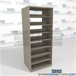 Adjustable Storage Shelving Units Law Firm Patent File Racks