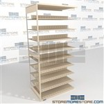Legal Department File Storage Case File Rack