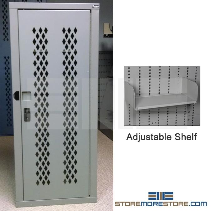 Ammo Storage Cabinet Storing Ammunition Locking Safe Adjustable – Locker Storage Cabinet