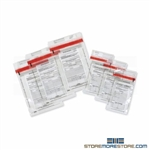 Disposable Property & Evidence Audit Storage Bags Pacific Concepts