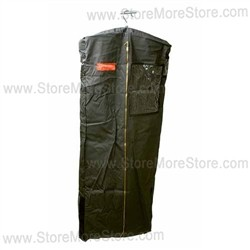 Extra Long Ventilated Nylon Hanging Garment Storage Bags