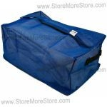 In-Cell Personal Property Storage Organizer, Nylon Mesh Bags