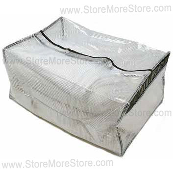 clear mesh soft containers inmate personal property storage  sc 1 st  StoreMoreStore & Clear Mesh Soft Containers | Inmate Personal Property Storage ...