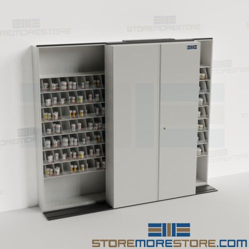 "pharmacy storage systems (8' 4""w x 1' 10""d x 6' 9-3/4""h), #sms-25-ps21"