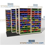 Space Saving Bin Kitting Racks