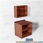 Workroom Cabinets Millwork Copy Mailroom Storage Shelves Organizing Supplies