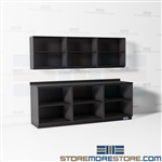 Copy Room Casework Cabinets Millwork Furniture Organize Storage Shelves Office