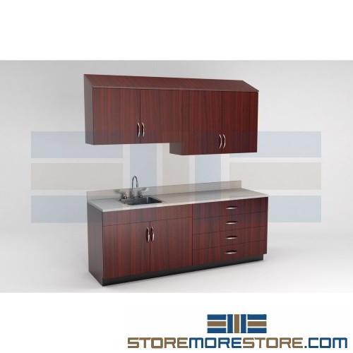 Phenomenal Examination Room Modular Millwork Cabinets Healthcare Interior Design Ideas Gentotthenellocom