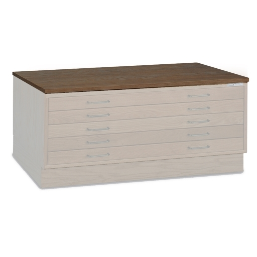 Wood cap for plan file cabinets wood flat file accessories out of stock cap wood plan file 45 58 malvernweather