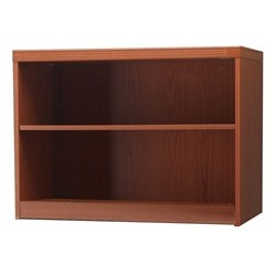 (Out of Stock) 2 Shelf Bookcase, #SMS-31-AB2S36