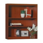 (Out of Stock) 3 Shelf Bookcase, #SMS-31-AB3S36
