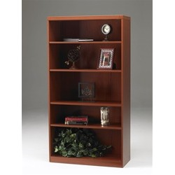 (Out of Stock) 5 Shelf Bookcase (1 fixed shelf), #SMS-31-AB5S36