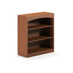 3 Shelf Bookcase, #SMS-31-BTB3S36
