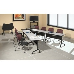 Flip n Go Training Room Tables, #SMS-31-LFLIP2