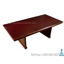 "(Out of Stock) 30' Rectangular Conference Table, 30 foot long by 54"" deep by 29-1/2"" high, #SMS-31-TC30"