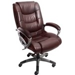 Mayline Series 500 EZ-Assemble High-Back Executive Chair, #SMS-31-UL550HEZ