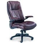 Mayline ULEX Leather Series High Back Chair, #SMS-31-ULEX