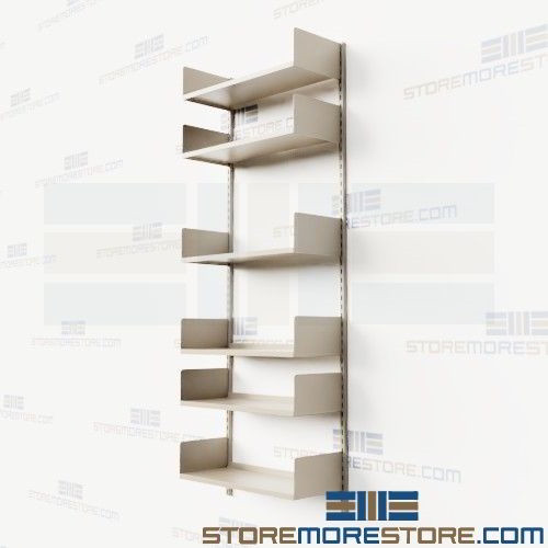 Office Wall Mounted Shelves Storage For