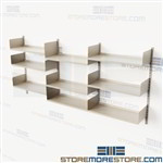 Counter Shelving Kits Adjustable Shelves for Over Counter Base Cabinets