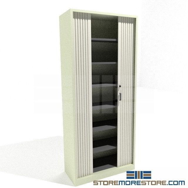 Quality File Shelving Cabinets for End Tab Filing SMS-37-8336A3