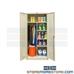 Utility Storage Cabinet Multi-Purpose Use 465C18