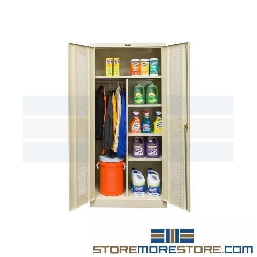 Utility Storage Cabinet Multi Purpose Use 465c18