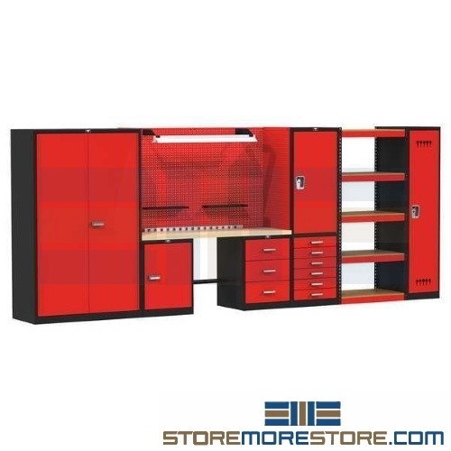 Tremendous High End Modular Workbench Storage System 17 6 W X 24 D X 6 6 H Sms 39 Fkcomplete Lg S Interior Design Ideas Apansoteloinfo