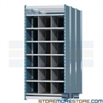 cubby bar stock shelving units designed to store long and inconvenient items ideal for organizing stock metal and rebar materials for easy and fast retrieval horizontal long storage racks with pigeon hole compartments for economical storage