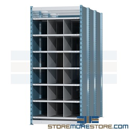 Cubby Bar Stock Shelving Units Storage Racks Long Deep
