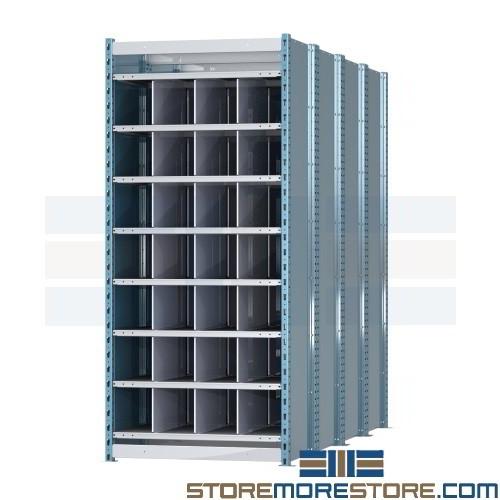 Bar Stock Compartment Racks Horizontal Pipe Storage Deep