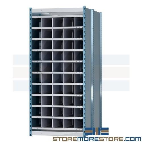 Metal Pigeon Hole Cabinets Racks Shelving 48 Deep Deep