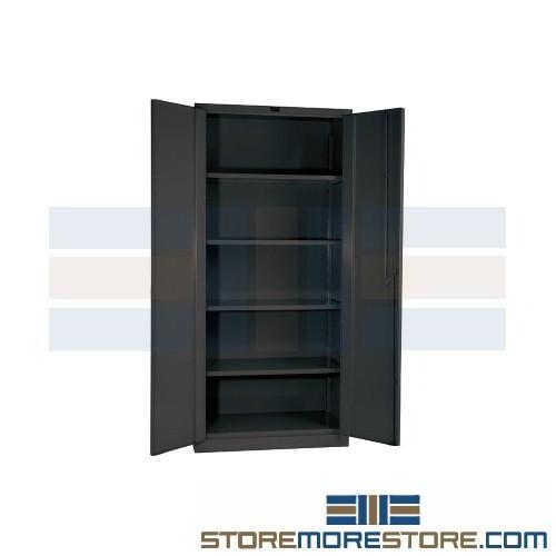 Heavy Duty Metal Storage Cabinets Doors Drawers Industrial Digital