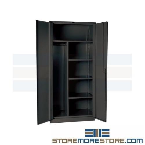Locking Storage Cabinet Rust Resistant