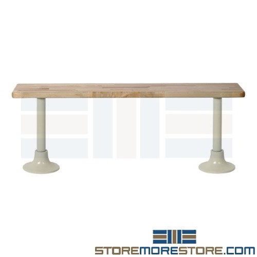 Fantastic Locker Room Seating 5W X 9 5D X 1 25H Sms 39 Mbt60 Gmtry Best Dining Table And Chair Ideas Images Gmtryco