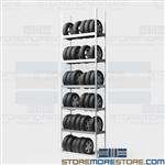 Racks for Tire Storage