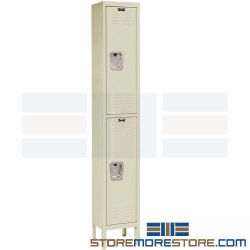 "21"" Deep Metal Locker"