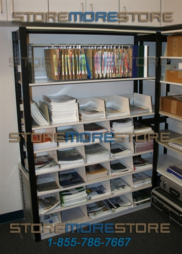 Cubicle Paperwork Organizer Document Sorter For Workstation